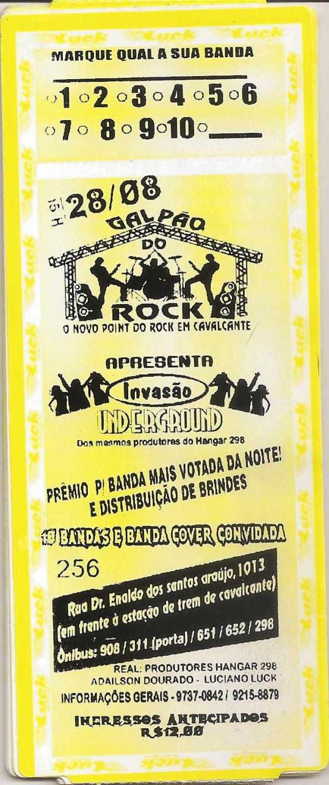 Galpão do Rock