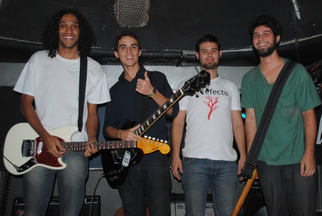 A banda Milhouse