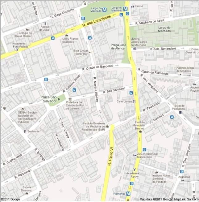 Praça São Salvador - Google Maps